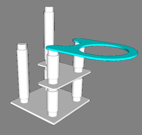Basicline Kratzbaum individuell 3
